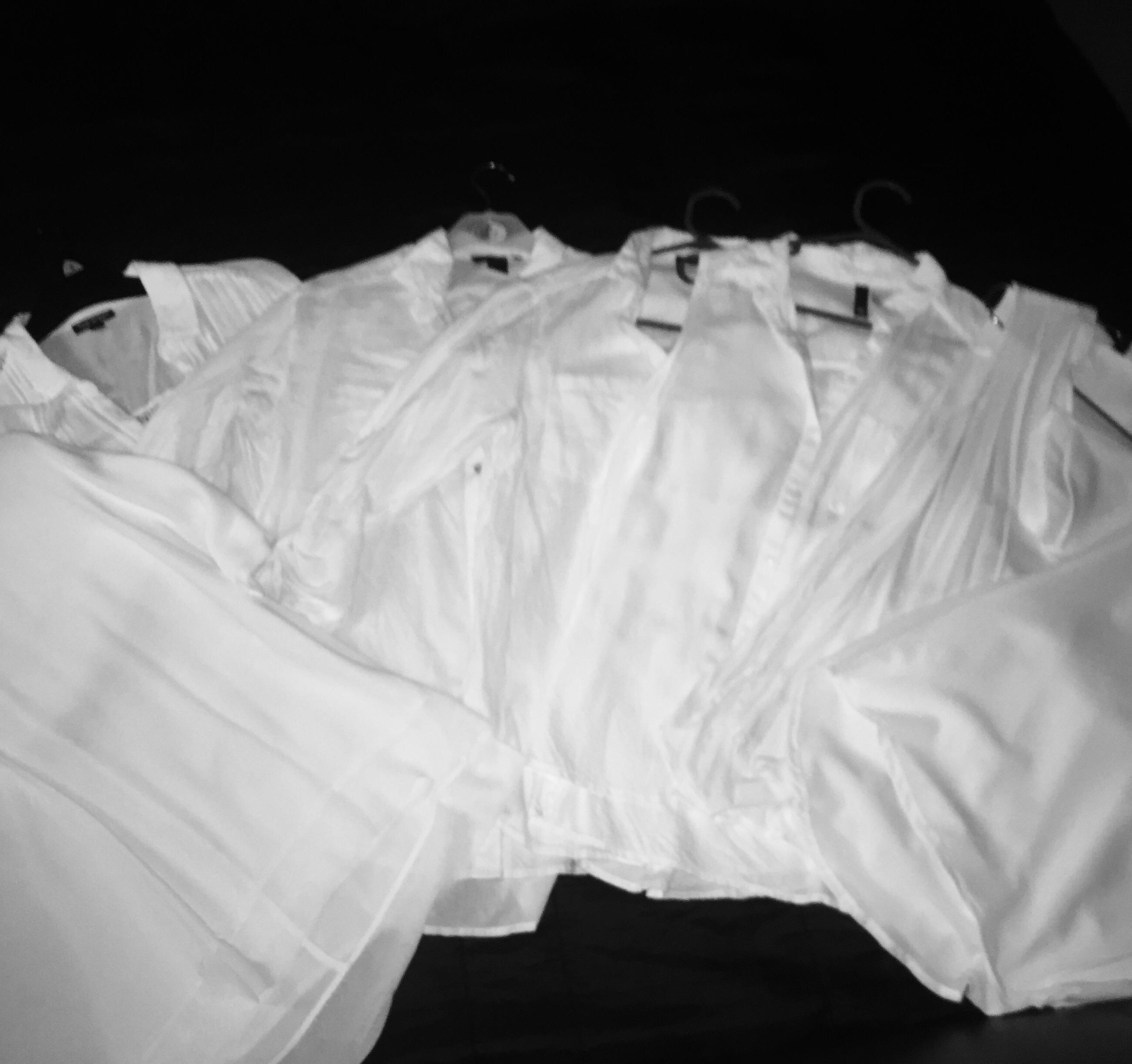 Compulsive, repetitive clothing purchases