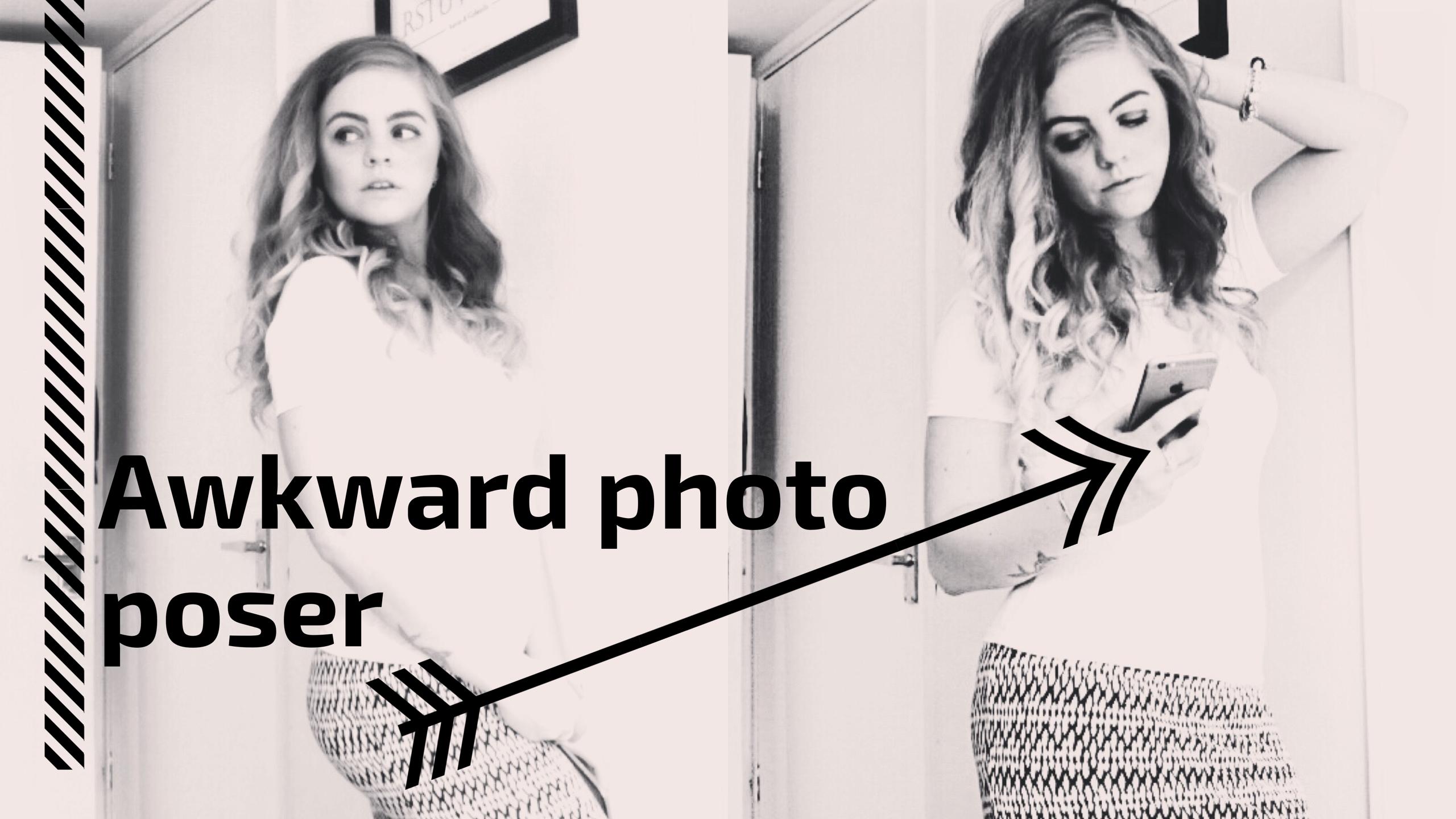 Teaching myself to pose…