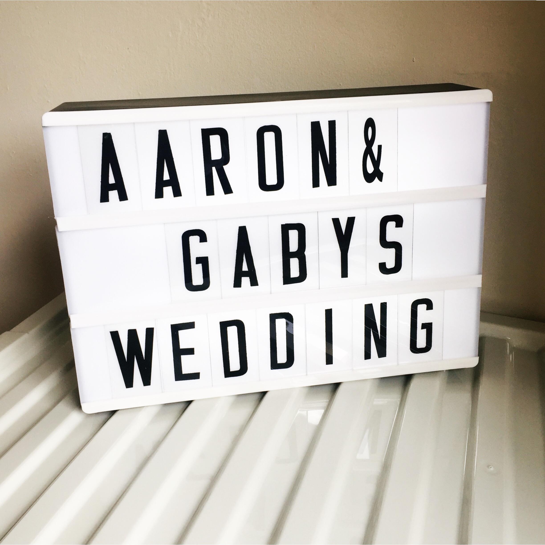 Everything Wedding!