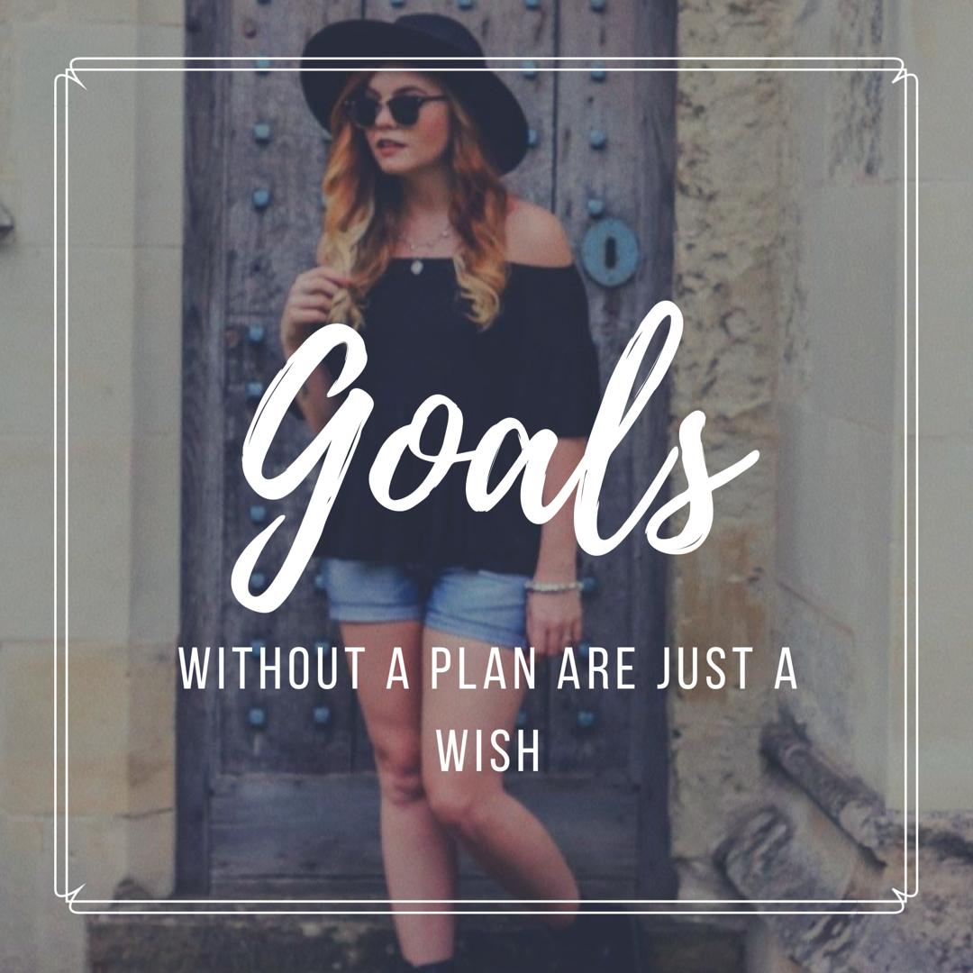 Blogging Goals!