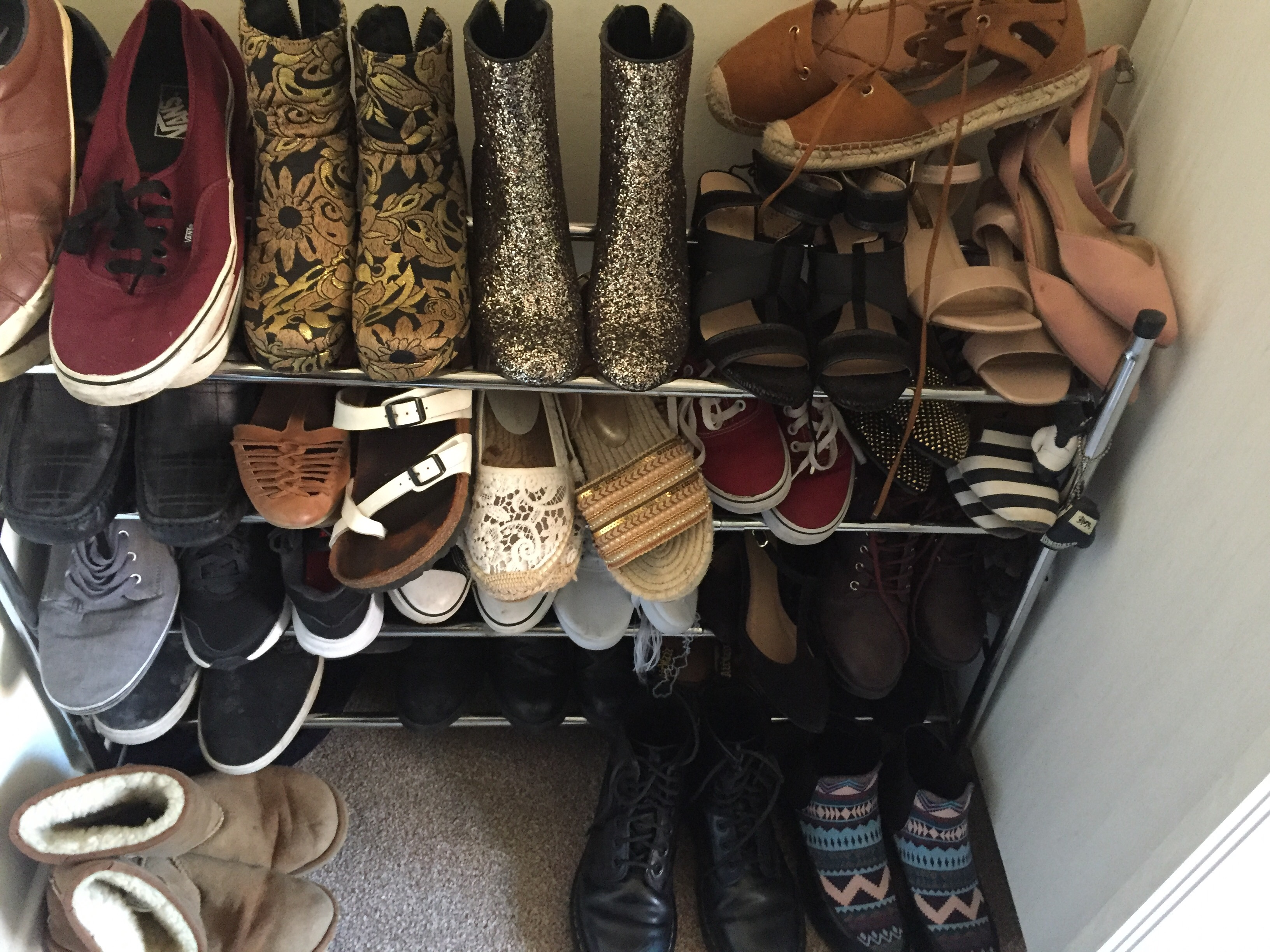 The Shoe Collection Challenge