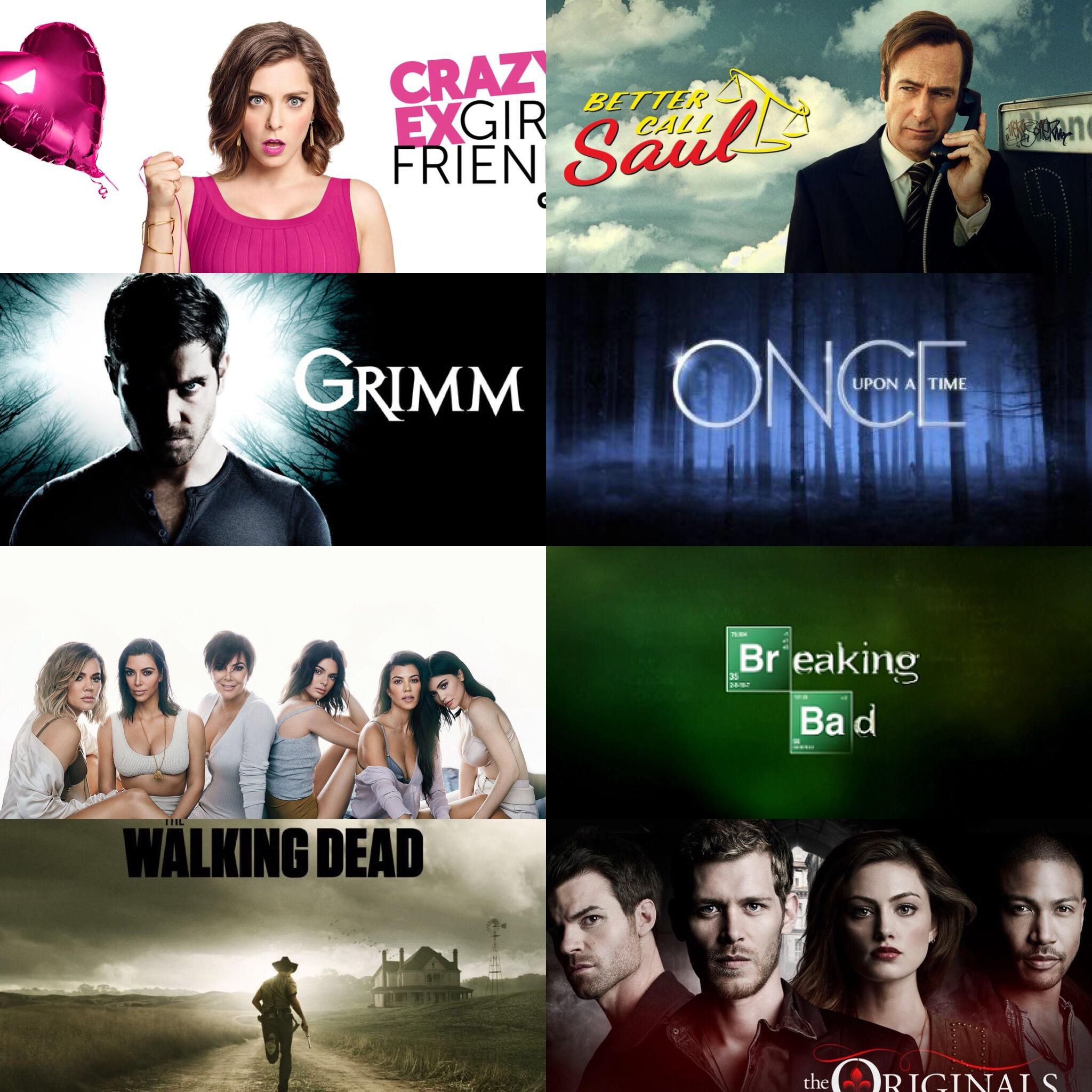 Self Confessed Serial TV Binge Watcher