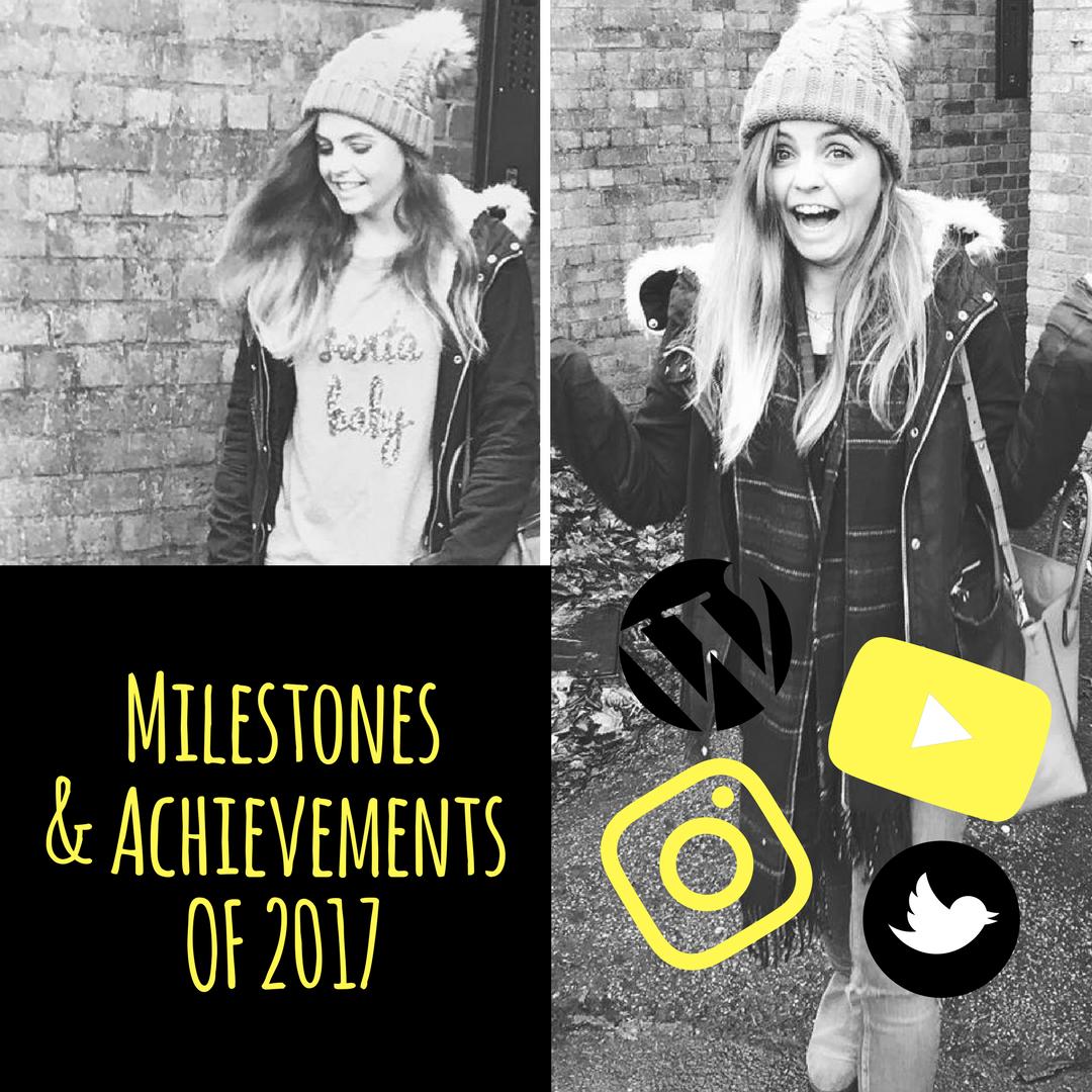 Milestones and Achievements of 2017