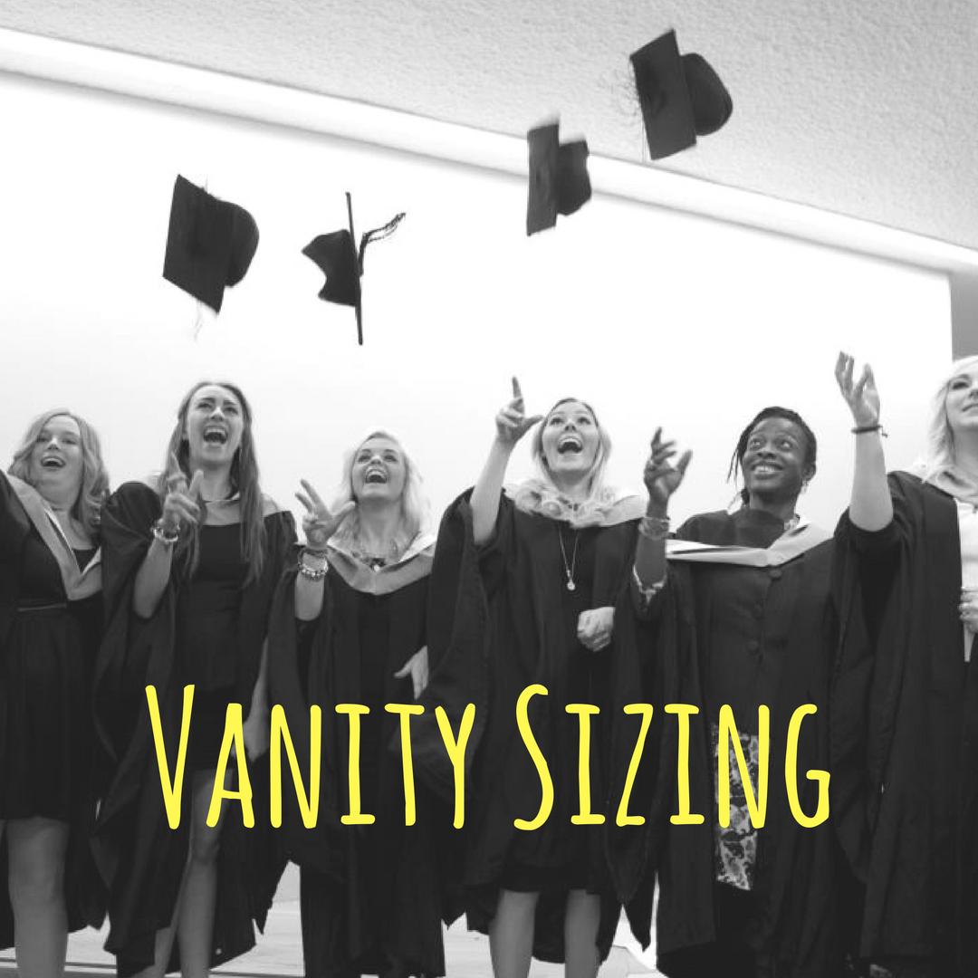 Vanity Sizing