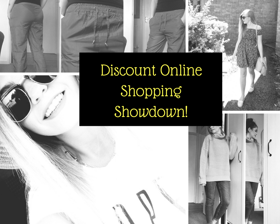 The Discount Online Fashion Shopping Showdown!