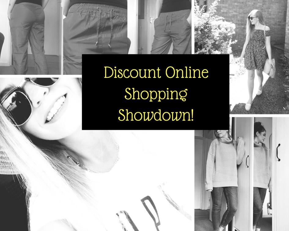 The Discount Online Fashion Shopping Showdown!