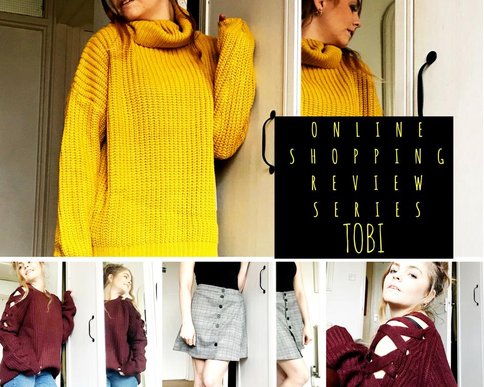 Fashion Review Series: TOBI