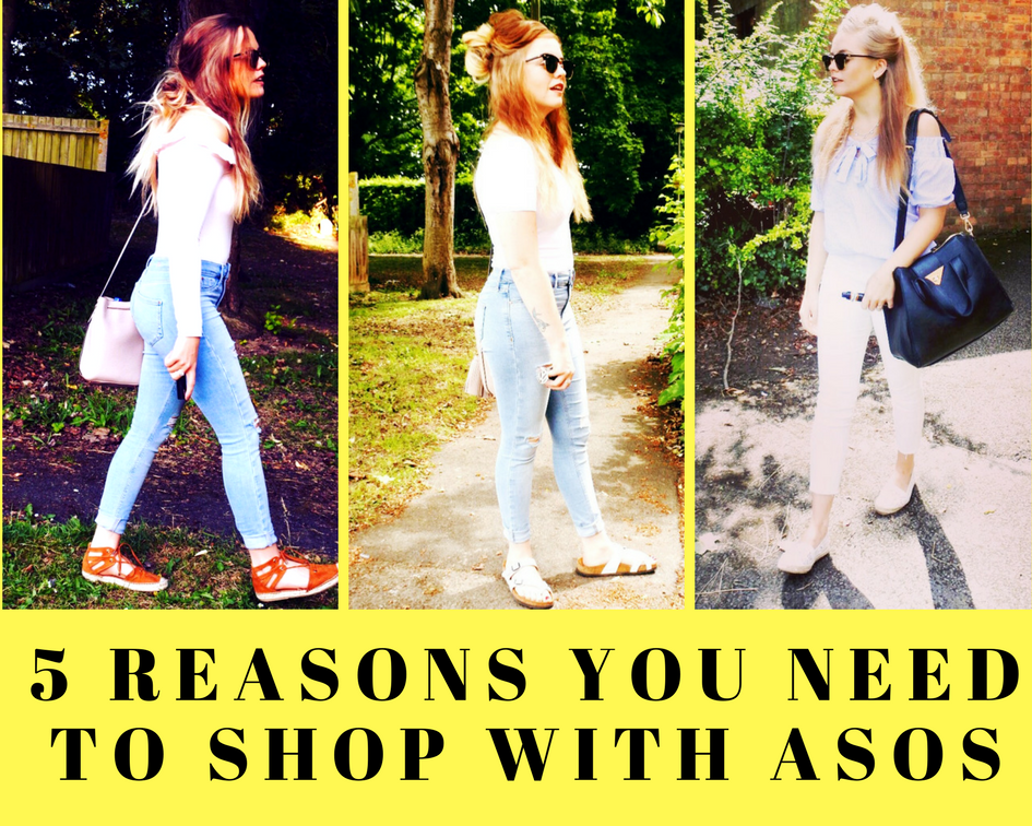Five reasons you need to shop with ASOS