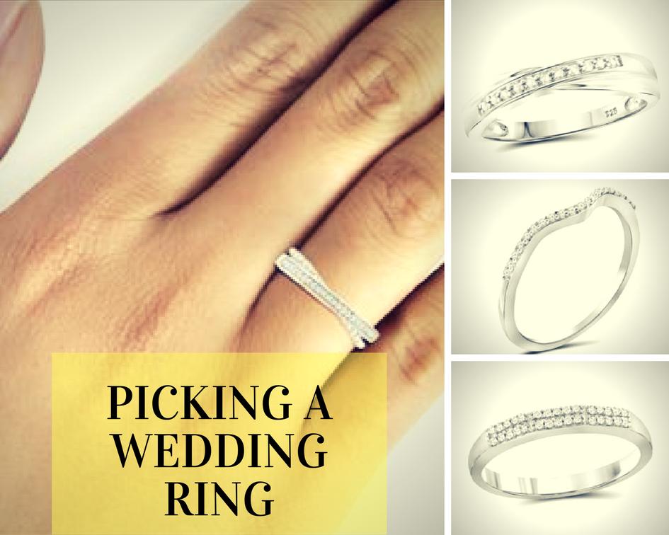 Picking a Wedding Ring