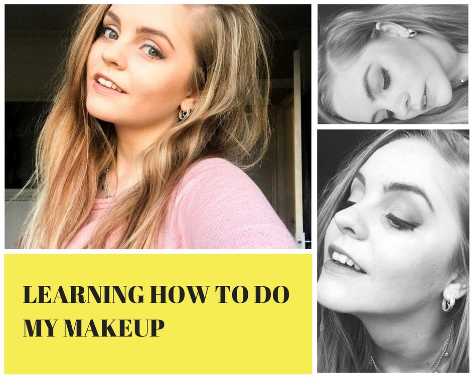 Learning how to do my own make up