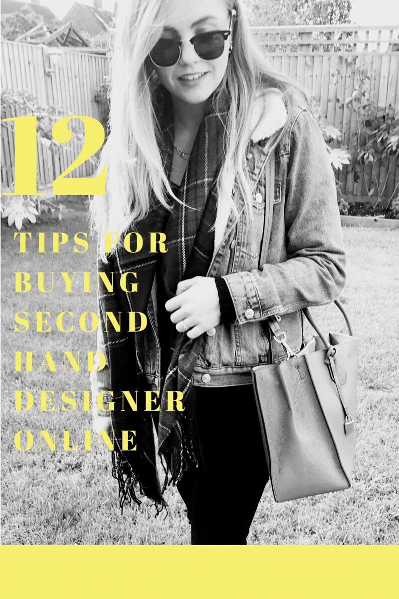12 Tips for buying second hand designer online