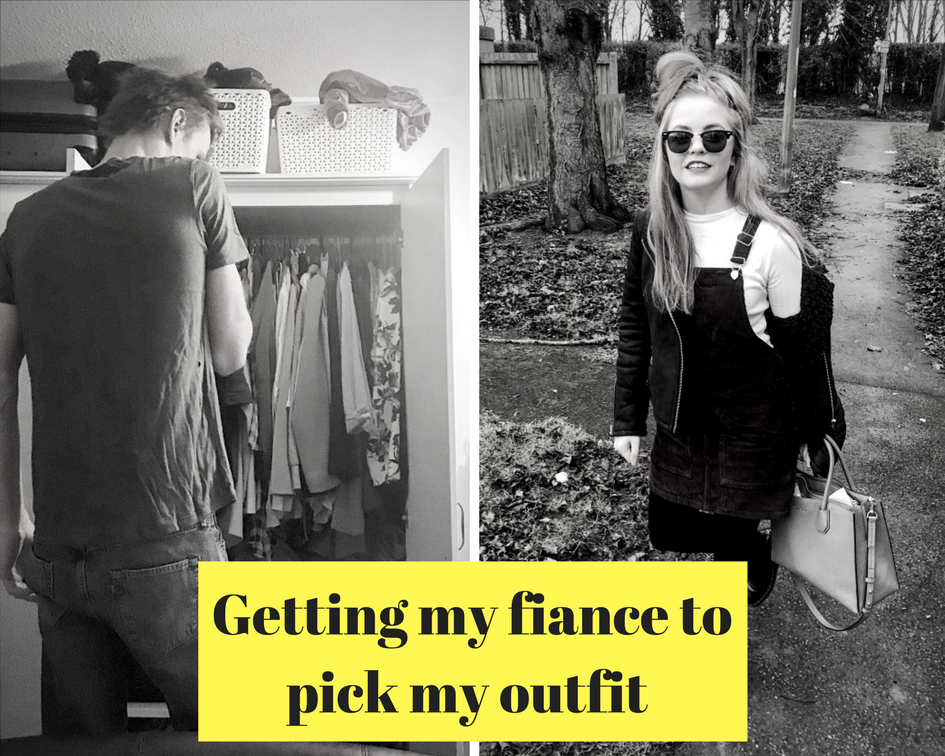 My Fiancé Styles My Outfit