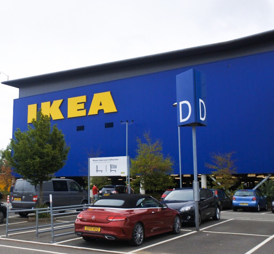 Can a couple visit Ikea and not argue?