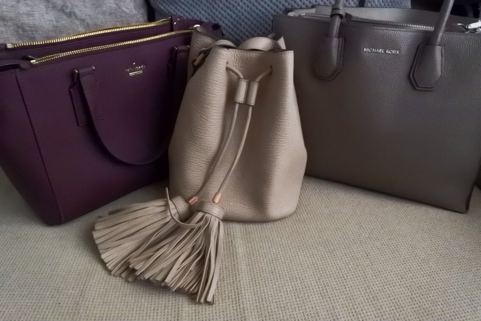 Entry level designer handbags
