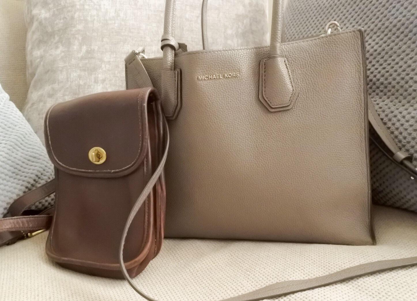 The Smaller Bag Challenge