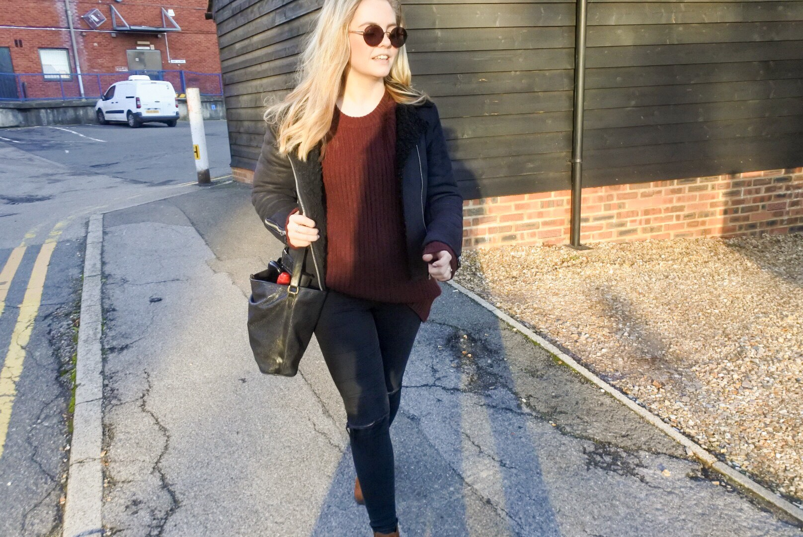 The No Buy November Challenge and Rocking My Failsafe Clothes